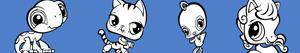 ausmalbilder Littlest PetShop malvorlagen