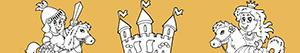 ausmalbilder Abenteuer im Mittelalter malvorlagen