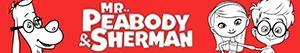 ausmalbilder Peabody und Sherman malvorlagen
